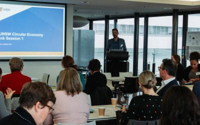 Event report: Circular Economy Think Tank #1 (Sydney)