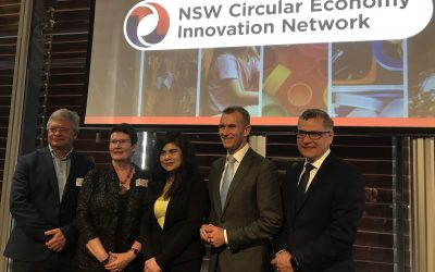 Minister launches NSW Circular