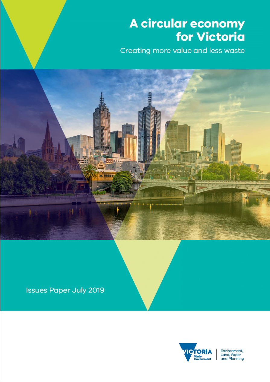 Victorian Government proposed Circular Economy Strategy and Policy