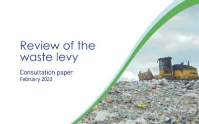 WA discussion paper on waste levy