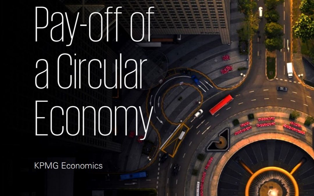 A circular economy can boost GDP by billions