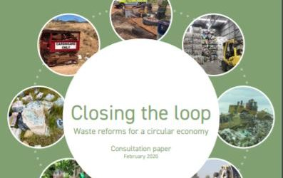 Closing the loop report – WA