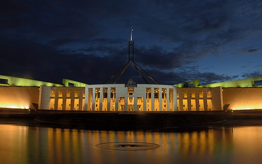 Australian Government circular economy response to Parliamentary Inquiry